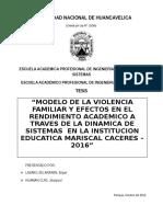 VIOLENCIA TESIS 2