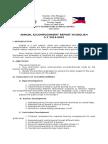 Annual Accomplishment Report in English 2013 2014