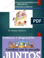 Power Point Escuela y Familia