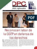 BOLETIN DPC - CGTP 2