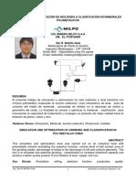 15. DAI BELLIDO - Simulación y Optimizacion de Molienda & Clasificación
