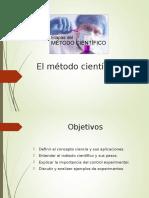 CLASE 3 = EL METODO CIENTIFICO 2