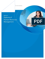 Diploma in HR