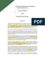 Historia Dos Documentos de Urantia