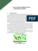 Penentuan Klasifikasi Sumberdaya Dan Perhitungan Cadangan