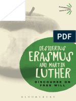 (Bloomsbury Revelations) Luther, Martin_ Winter, Ernst F._ Erasmus, Desiderius-Discourse on Free Will-Bloomsbury Academic (2013)