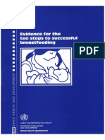 Evidence for the Ten Steps to Successful Breastfeeding.pdf