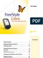 FreeStyle Libre Manual