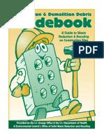 Demolition Guidebook