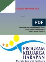 Pengetahuan PKH (2012)