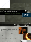 1- intro to metllurgy