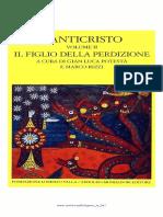 A cura di Gian Luca Potestà e Marco Rizzi Lanticristo. Il figlio della perdizione, testi dal  IV al XII sec..pdf