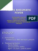 Acute Rheumatic Fever Kuliah Tk 4
