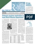 Covenant Reporter 2003