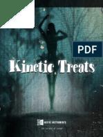 Kinetic Treats Manual English