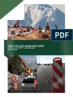 Udot Project Manager Guide-goooooooooooooood