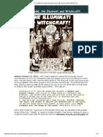 John Todd the Illuminati and Witchcraft
