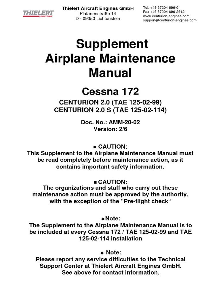 Ausgezeichnet Cessna 182 Walen Verdrahtungsschemata Zeitgenössisch ...