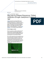 Big Data in Human Resources_ Talent Analytics (People Analytics) Comes of Age