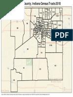 St. Joseph County Census Tracts