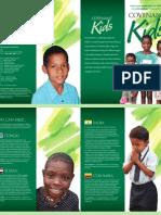 Covenant Kids Brochure