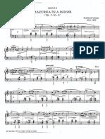 Piano - IC Chopin