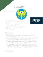 Uraian Dan Makna Lambang STTT BDG
