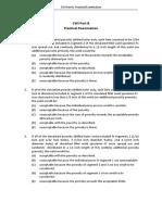 CWI Part B Practical Examination 0