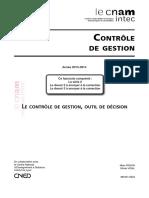 (Collection DCG Intec 2013-2014) Marc RIQUIN, Olivier VIDAL-UE 121 Controle de Gestion Série 2