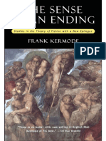 The Sense of an Ending_ Studies - Frank Kermode