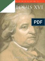 Louis XVI.the Silent King 9780340706497