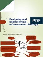 Basic Concept of E gov