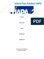 Tarea III Historia de La Civilizacion Dominicana