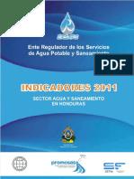 Indicadores 2011 ERSAPS