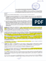Contrato de Construccion de Muros Con Bloques de Cemento Firmado (Comentado)
