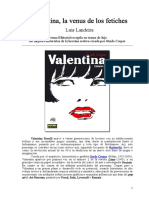 Luis Landeira - Valentina, La Venus de Los Fetiches