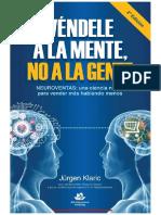 Vendele a La Mente No a La Gente - Jurgen Klaric