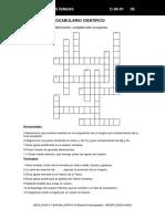 c 05 01 Conceptos y Vocabulario Cientifico g2bach
