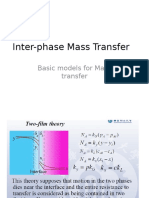 Inter-phase Mass Transfer
