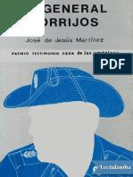 Martinez Jesús. Mi General Torrijos.