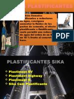 ADITIVOS PLASTIFICANTES