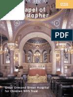 Chapel Families Booklet
