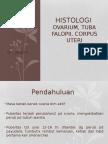 histologi Ovarium, Tuba, Uterus