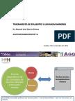 Tratamiento de Efluentes y Lixiviados Mineros MMH Sevilla 2015