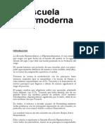 09.- La Escuela Hipermoderna