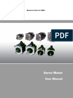 OEMax Servo User Manual
