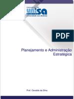 Apostila 24 Planejamento e Administração Estratégica