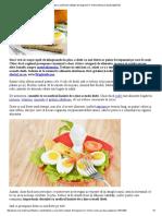 Dieta Cu Ouă Fierte