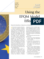 tqm assignment goal organizational culture using the efqm model