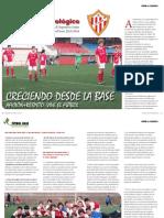 Proyecto Metodologico Escuelas Deportivas Sd Sofan Futbol Base